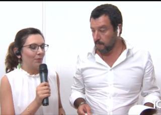 intervista Salvini TG3
