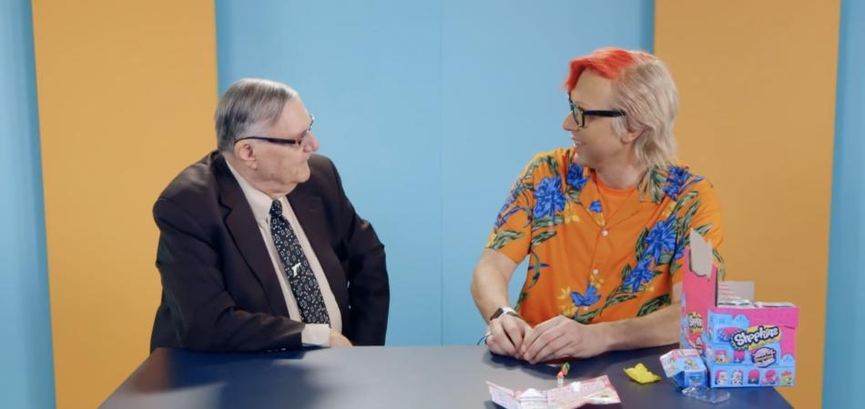 Joe Arpaio e Sacha Baron Cohen