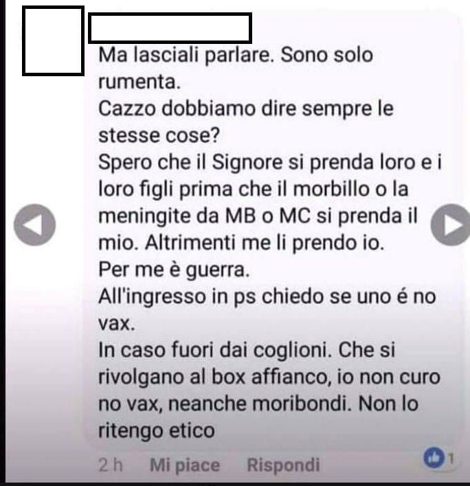 medico no vax