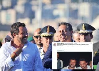 cena Salvini