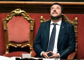 Salvini come Mussolini