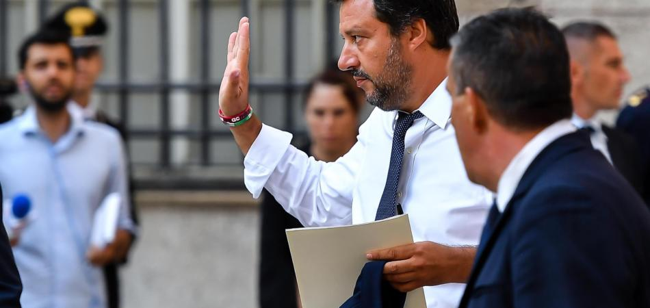 immunità Salvini
