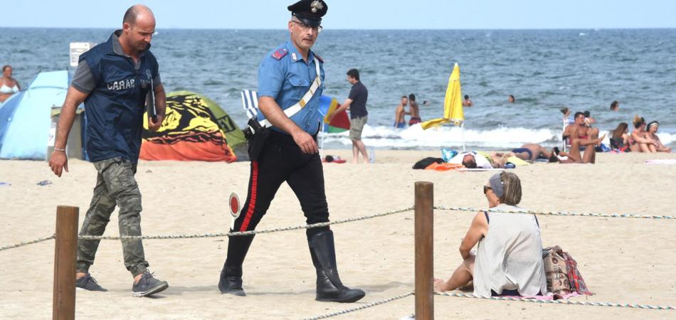violenta turista danese