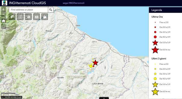 terremoto molise