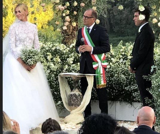 e11558f207e3 Matrimonio Chiara Ferragni-Fedez