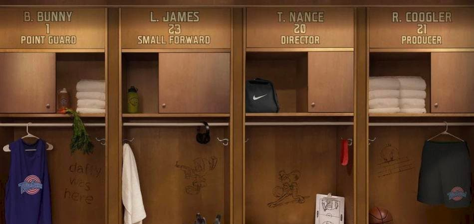 James LeBron cast sequel Space Jam