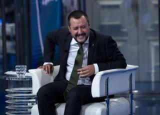 Matteo Salvini Lazio