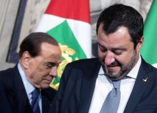 Salvini rassicura Berlusconi