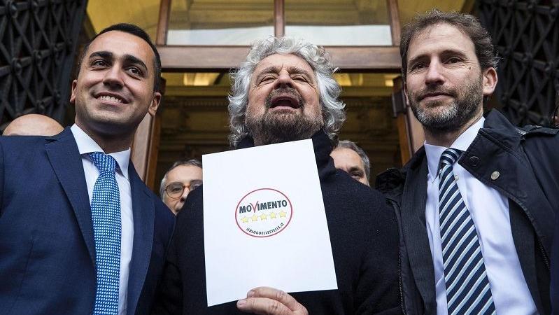 lettera Beppe Grillo