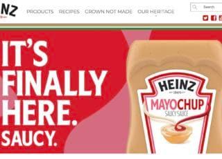 (Credits immagine: sito ufficiale Heinz)