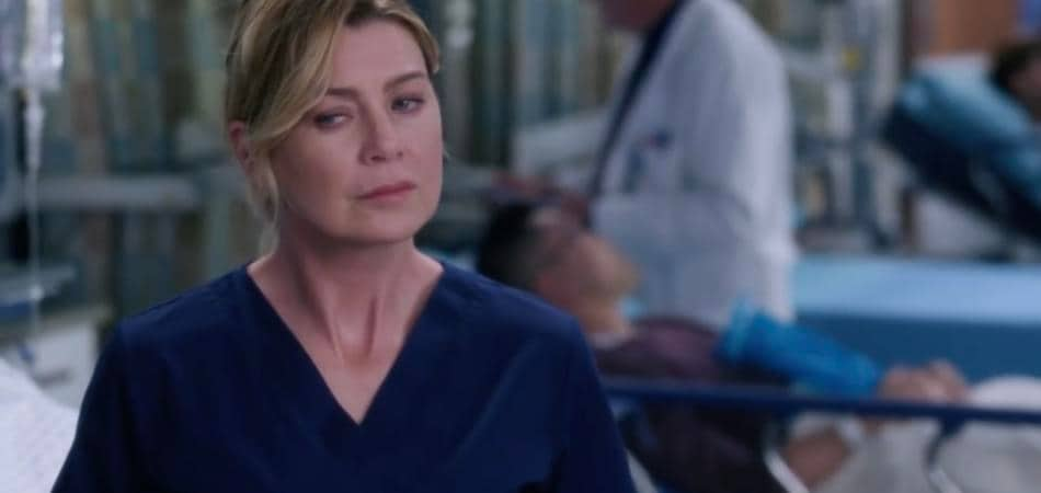 meredith grey nuovo amore