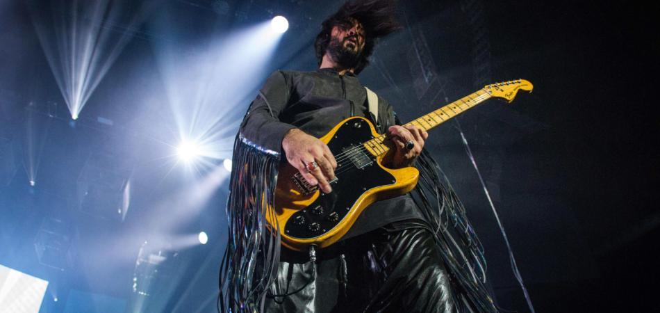 Buone notizie per Emanuele Spedicato :Il chitarrista dei Negramaro è stato dichiarato fuori pericolo