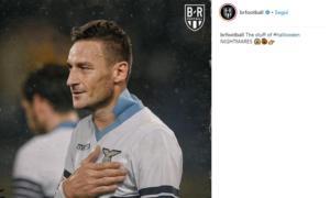 Totti-Lazio
