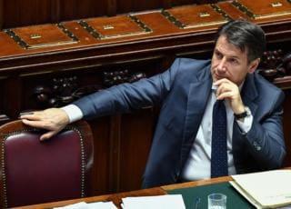 errore Giuseppe Conte