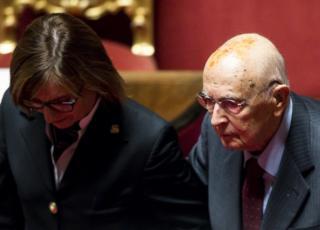 ritorno Napolitano
