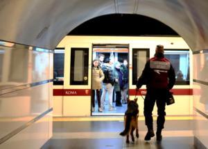 Agressione a ragazza Rom sulla metro