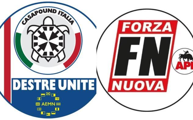CasaPound e Forza Nuova, insieme, non raggiungono il mezzo ...