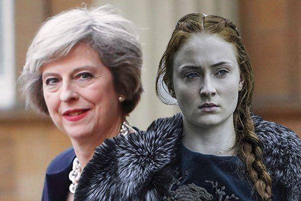 Europee Game of Thrones