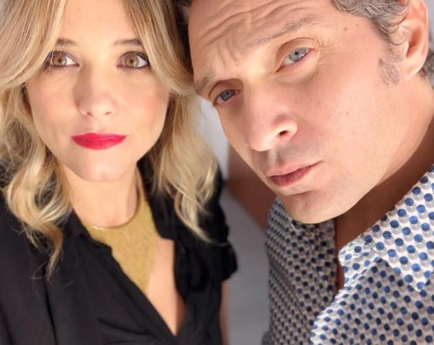 Francesca Barra e Claudio Santamaria hanno perso il bambino