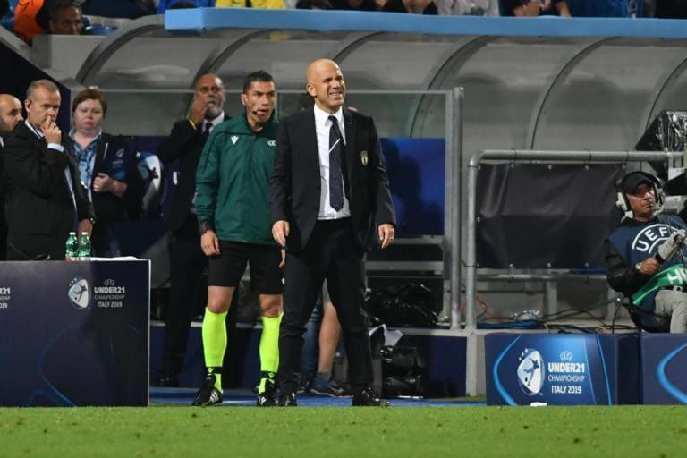 Si chiude l'era Di Biagio: non sarà più l'allenatore dell'Under 21