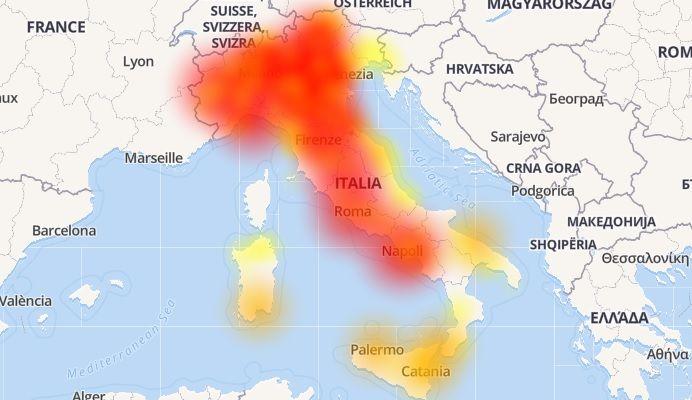 Vodafonedown
