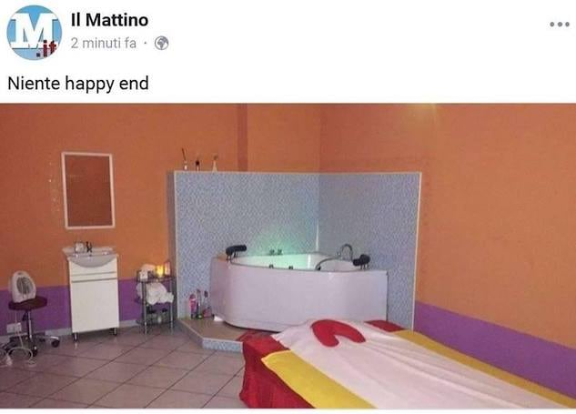 La battuta del social media manager de Il Mattino sulla notizia di stupro