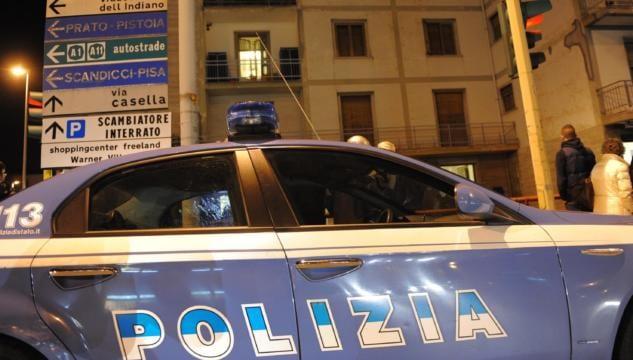 Firenze, finto poliziotto ferma agenti in borghese per un controllo: denunciato.