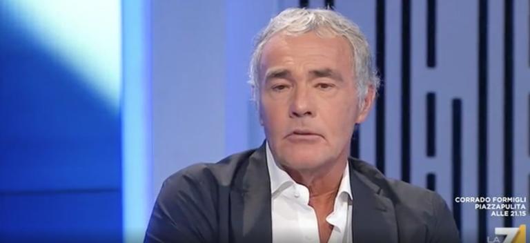 Massimo Giletti e la scorta: «Senso di solitudine. Abbiamo colpito nel segno»