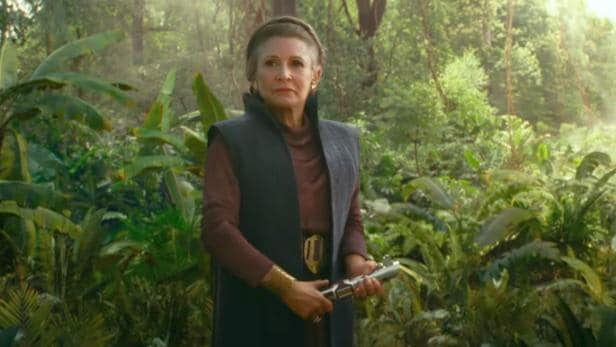 Star Wars: L'Ascesa di Skywalker -Carrie Fisher