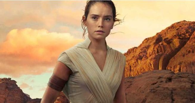 Star Wars: L'Ascesa di Skywalker -Rey