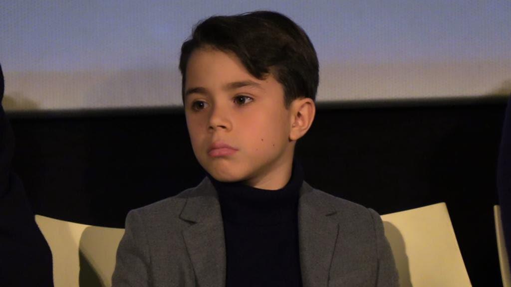 Federico Ielapi - Pinocchio