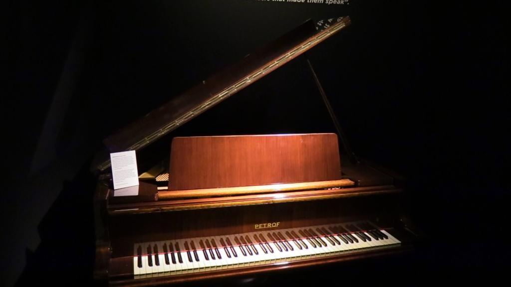 Mostra Sergio Leone - Il Pianoforte