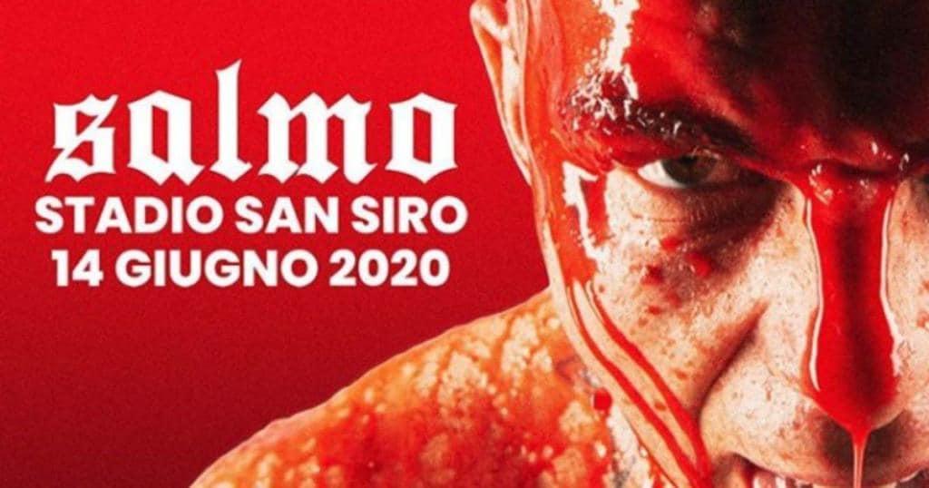 Salmo, da Sanremo a Sansiro