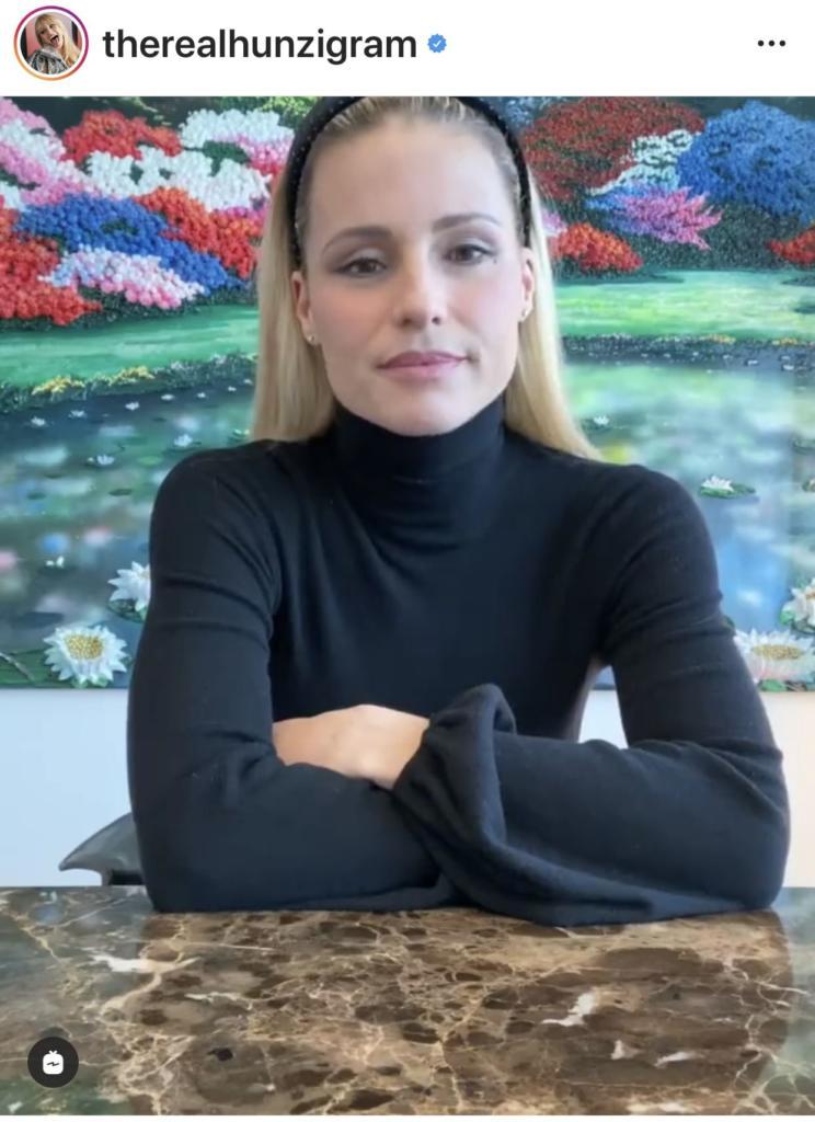Sanremo 2020 Michelle Hunziker