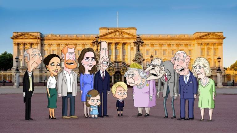 Harry e Meghan con i Windsor diventano la serie The Prince