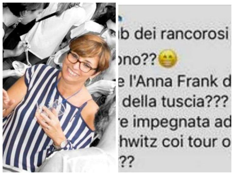 La consigliera Pd che organizza i viaggi ad Auschwitz chiamata «Anna Frank ...