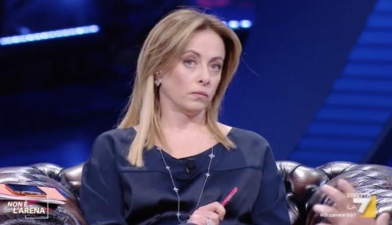 Giorgia Meloni scrive a Giuseppe Conte: «Accrediti immediata