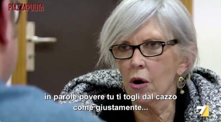 Piazzapulita inguaia la Lega a Ferrara per una consigliera dissidente    «Ti diamo un