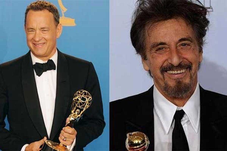 Sanremo 2020 da Oscar, la Rai tratta con Tom Hanks e Al Pacino?