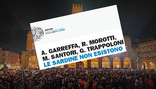 Einaudi pubblica un libro firmato dalle sardine in uscita a