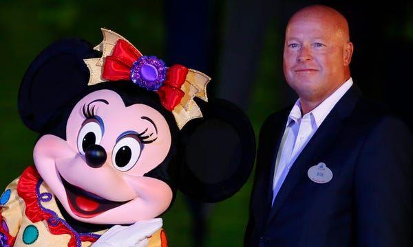 Disney nomina Bob Chapek come CEO al posto di Bob Iger
