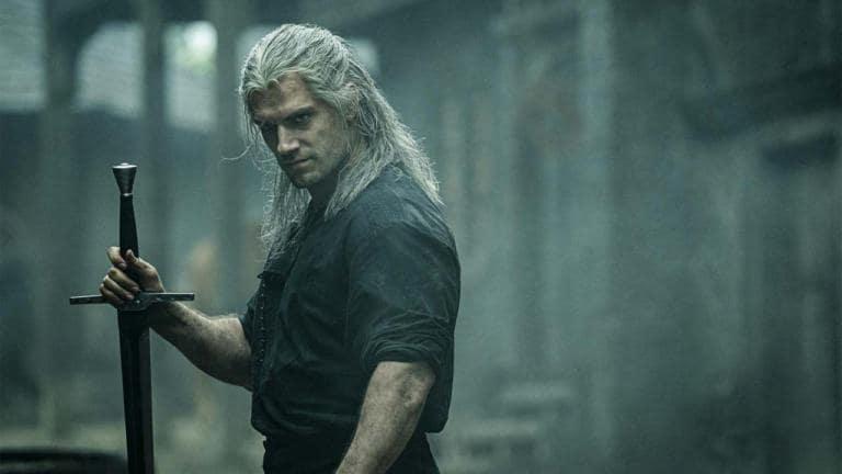 The Witcher 2, Henry Cavill annuncia con una foto l'inizio d