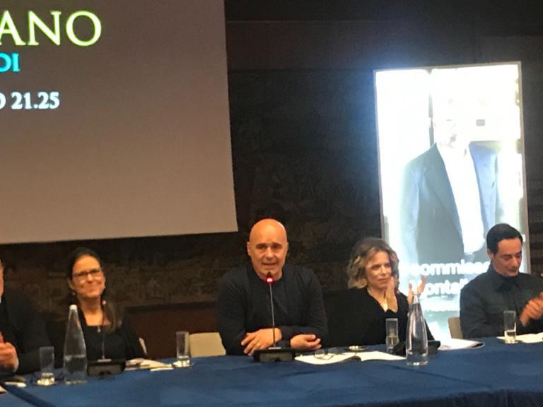 Il Commissario Montalbano day, Zingaretti presenta il cast d