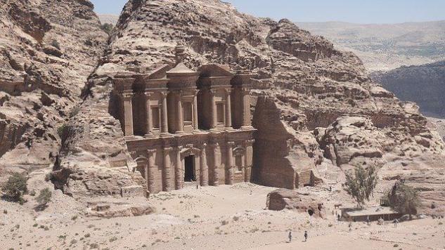 Un turista italiano ucciso da un masso caduto nel sito arche