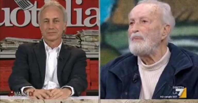 Eugenio Scalfari: «Pur di essere il numero uno, Renzi cambie