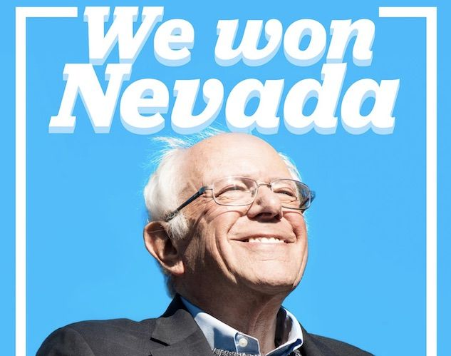 Bernie Sanders conquista il Nevada: l'alta affluenza grazie