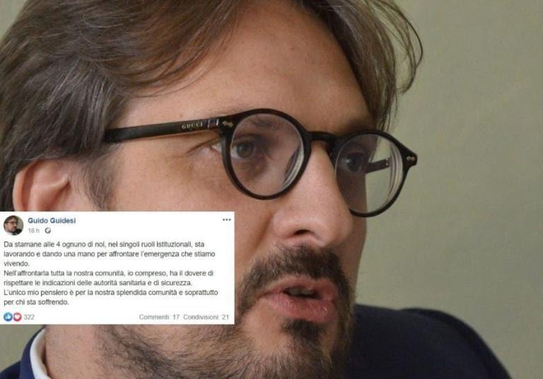 Il deputato della Lega bloccato a Codogno dall'emergenza cor