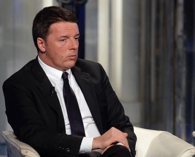 Matteo Renzi a Porta a Porta: «Non sono io a togliere fiduci