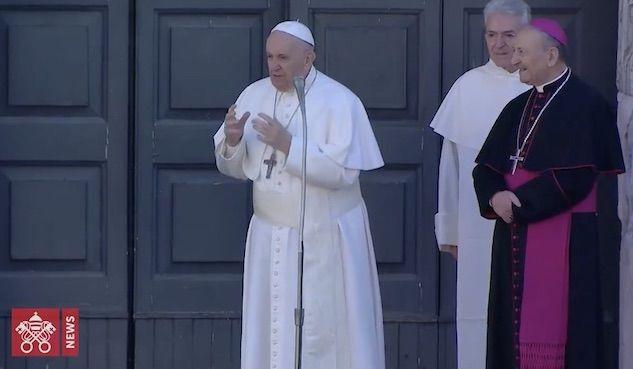 Papa Francesco è l'unico cattolico che si batte per le unioni civili