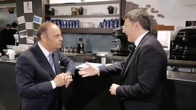 Vespa incalza Renzi: «Dire che lei non è antipatico è come d